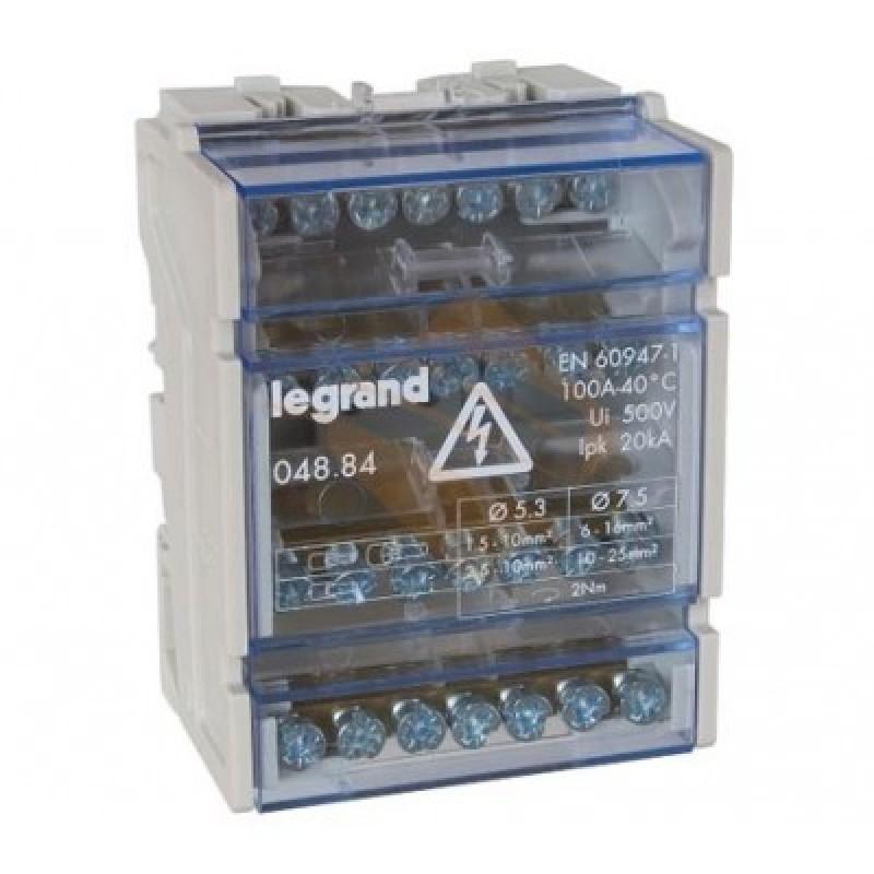 Legrand 004884 Modüler Dağıtıcı 4x100A.