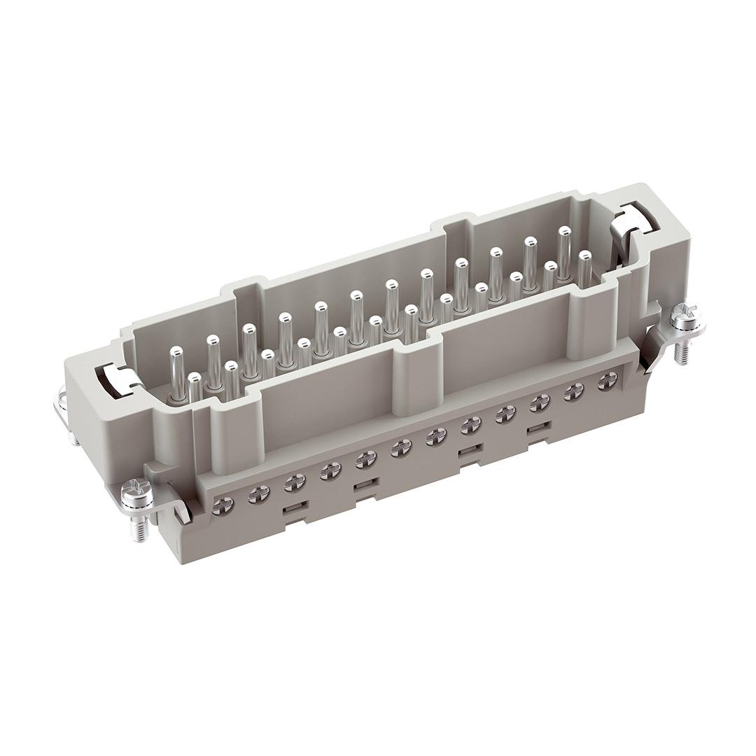 Mete Enerji 29025 24X16A Fiş Çekirdeği Vidalı 1-24