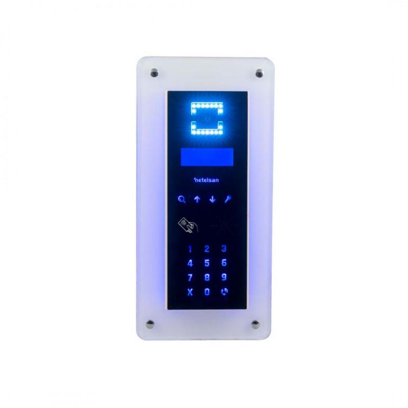 Netelsan MUPXL00099 Xp1 Dijital Geçişli Zil Paneli