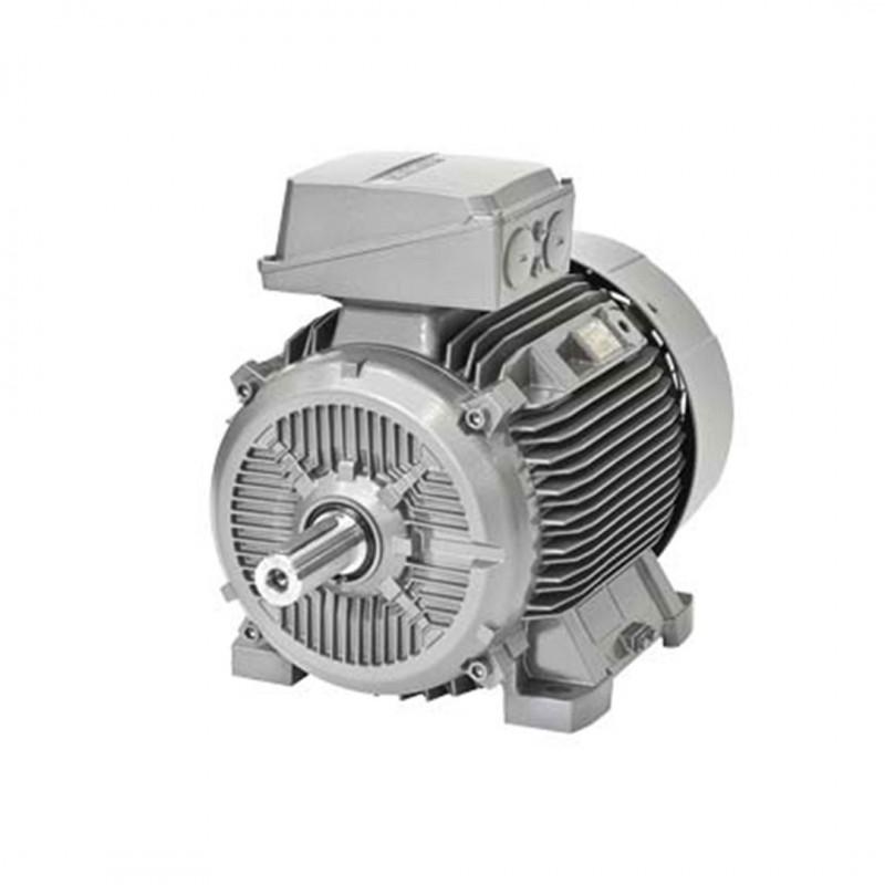 Siemens 1LE1501-2DC23-4AA4 Ie2 - 55Kw 1000D/Dk 6K Ac Motor B3 Ayaklı